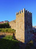 Dom Fernando Wall In Porto