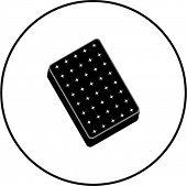 mattress symbol