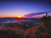 Sunset On Minorca