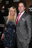 LOS ANGELES - FEB 11:  Tara Reid, Jamie Kennedy at the