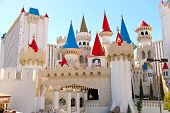 The Excalibur Hotel And Casino In Las Vegas