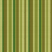 Seamless striped fabric pattern, green