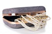 Jewelry In Handbag