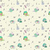 Bird, Musical Instruments and Notes
