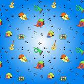 Bird, Musical Instrument, Notes