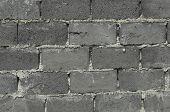 Grey Brickwall