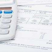 Utility Bill And Calculator