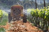 Spray Tractor