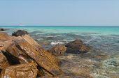 Beach On The Koh Rin Island