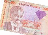Twenty Namibian Dollars