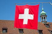 Roman Catholic Abbey in Sankt Gallen, Switzerland