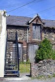 Old house in Conwy, Wales