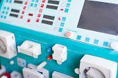 Dialysis Machine Panel