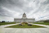 Utah State Capitol, Salt Lake City