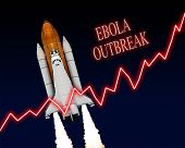 pic of epidemic  - Ebola outbreak chart epidemic virus disease - JPG