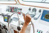Boat Steering