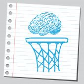 Basketball brain