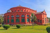 pic of karnataka  - Karnataka state library and cubbon park at Bangalore India - JPG