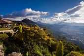 Bogota mountainview