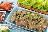picture of kimchi  - Bulgogi  - JPG