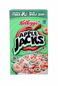 Box Of Kellogg's Apple Jack's Cereal