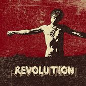 Revolution vector design