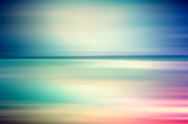 foto of pass-time  - An abstract ocean seascape with blurred panning motion - JPG