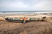 Fishing Boat - Accra, Ghana