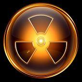 Radioactive Icon Golden.