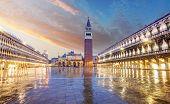 San Marco Square, Venice Italy.