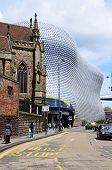Selfridges building, Birmingham.