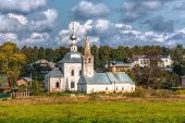 View Of Suzdal. Russia