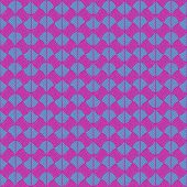 Abstract pattern based on Traditional African Ornament. Violet colors.