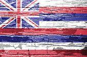 Hawaii Flag.