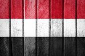 Yemen Flag .