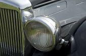 Alvis Vintage Car