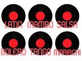 Latin Music Genres Vinyl