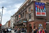 Jersey Boys Big Hit In The West End, London