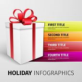 holiday infographics
