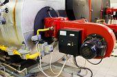 Industrial Gas Boiler