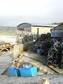 Cornish Crabbing Pots