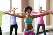stock photo of zumba  - fitness - JPG