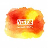 picture of ombre  - Abstract watercolor background for your design - JPG