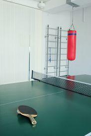 stock photo of ping pong  - Ping - JPG
