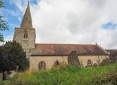Постер, плакат: St Mary Magdalene Church In Tanworth In Arden