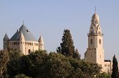 Church Of The Dormition Of The Virgin Mary Im Jerusalem
