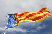 Bandera de Comunidad Valenciana