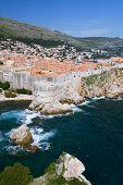 North Side Of Dubrovnik