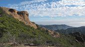 Sandstone Peak Geology