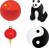 Iconos de la China